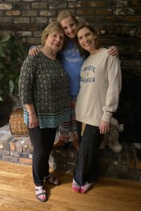 Moms, daughters, generations, grandmothers, family, love